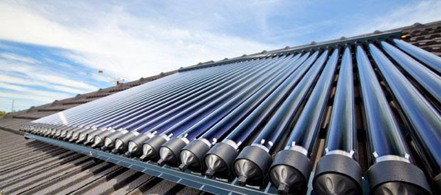 You are currently viewing SOLAR WATER HEATERS – THE BASICS