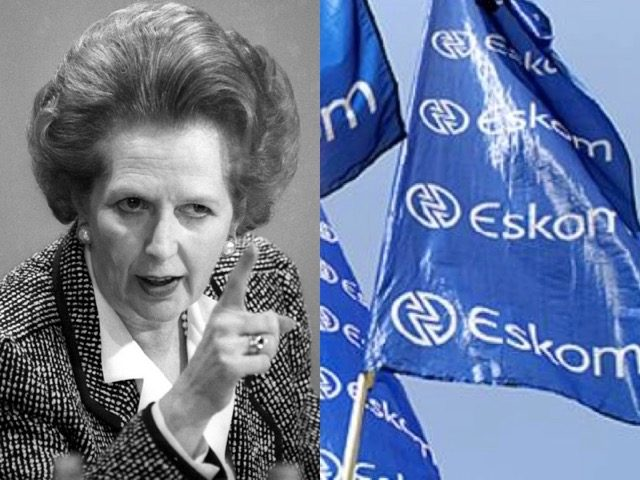 Thatcher Eskom
