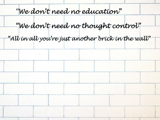 We do need more education