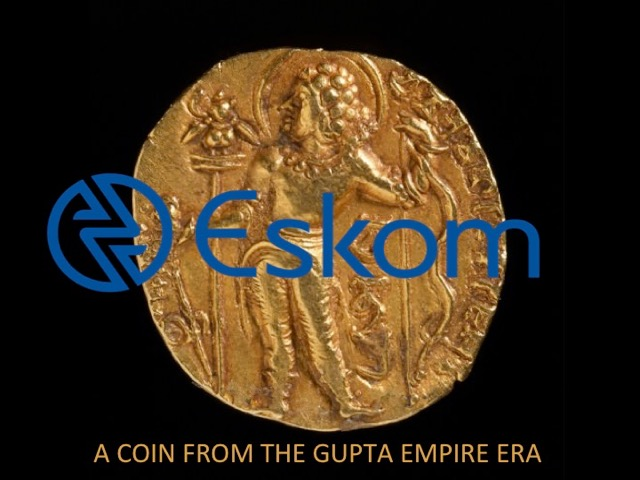 THE RISE AND FALL OF THE GUPTA EMPIRES – HOW ESKOM PLAYS IT'S PART