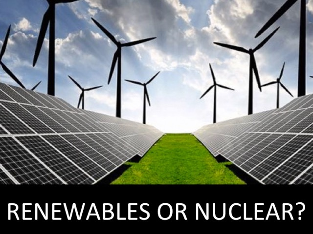 Renewable or Nuclear