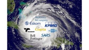 Read more about the article SCANDALS – ESKOM, SARS, KPMG, BELL POTTINGER, McKINSEY, GUPTA's, RENEWABLES AND CLIMATE CHANGE