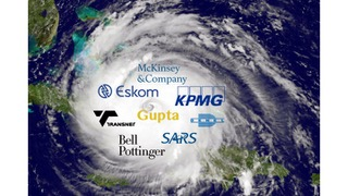 SCANDALS – ESKOM, SARS, KPMG, BELL POTTINGER, McKINSEY, GUPTA's, RENEWABLES AND CLIMATE CHANGE