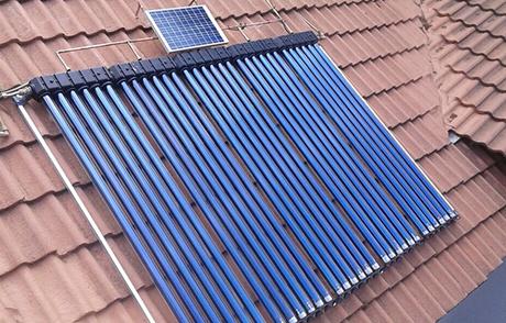 30 EVT Solar Collector