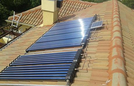 42 EVT Solar Collector (30+12)